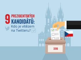 9 prezidentských kandidátů: Kdo je vítězem na Twitteru?