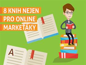 8 knih nejen pro online markeťáky
