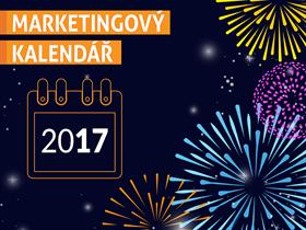 Marketingový kalendář 2017