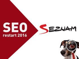 Co prozradil Seznam.cz na SEO restartu 2016