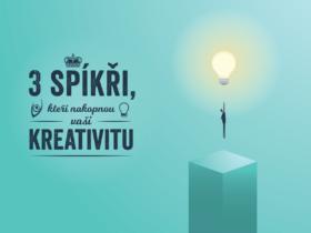 3 spíkři, kteří nakopnou vaši kreativitu