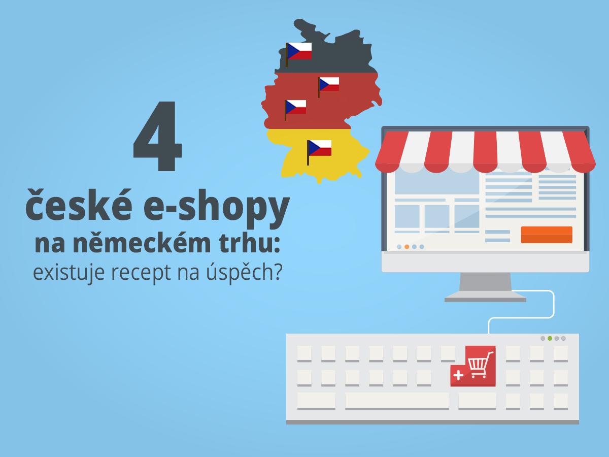 4 české e-shopy na německém trhu  Existuje recept na úspěch  - eVisions.cz d28c8d518c