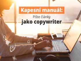 Kapesní manuál: Pište články jako copywriter
