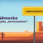 """Německo a jeho """"Servicewüste"""": Po čem prahne německý zákazník?"""