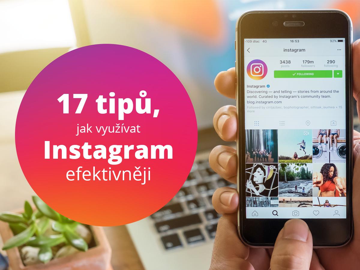 Instagram připojení k připojení