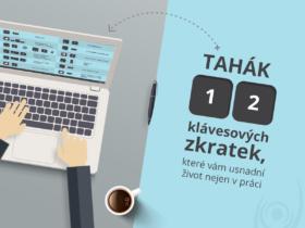 Tahák: 12 klávesových zkratek, které vám usnadní život nejen v práci
