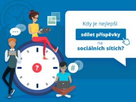 Kdy je nejlepší sdílet příspěvky na sociálních sítích?