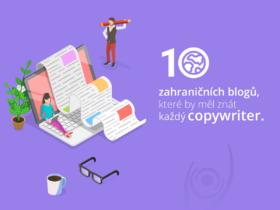 10 zahraničních blogů, které by měl znát každý copywriter