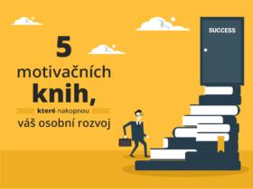 5 motivačních knih, které nakopnou váš osobní rozvoj
