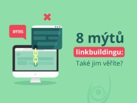 8 mýtů linkbuildingu: Také jim věříte?