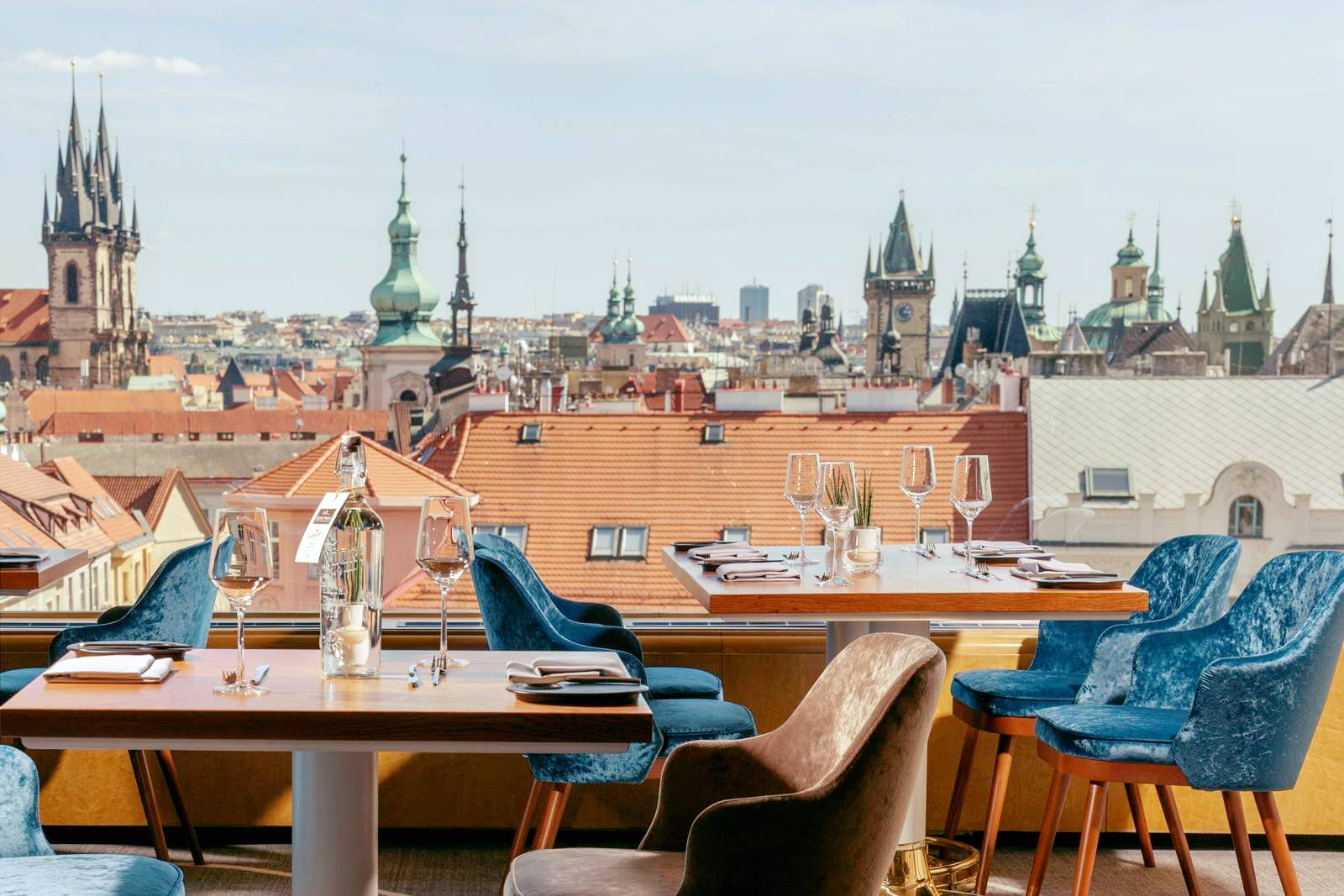 Restaurant Zlatá Praha