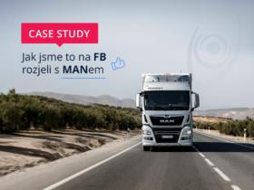 Case study: Jak jsme to na Facebooku rozjeli s klientem MAN Truck & Bus Czech Republic