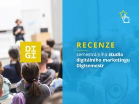 Jak začít s online marketingem: Recenze semestrálního studia digitálního marketingu Digisemestr
