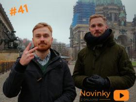 Novinky z onlajnu #41 – Berlínský speciál