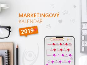 Marketingový kalendář 2019