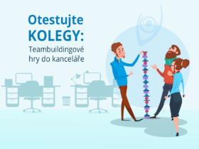Otestujte kolegy: Teambuildingové hry do kanceláře