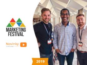 Reportáž z Marketing festivalu 2019 – Novinky z onlajnu #Speciál