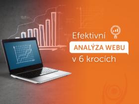 Efektivní analýza webu v 6 krocích