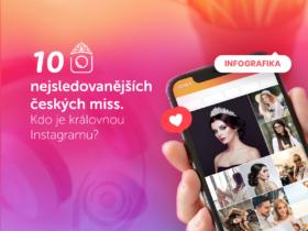 10 nejsledovanějších českých miss. Kdo je královnou Instagramu?