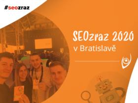 SEOzraz 2020 v Bratislavě