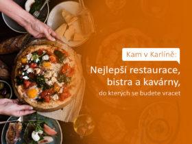 Kam v Karlíně: Nejlepší restaurace, bistra a kavárny, do kterých se budete vracet
