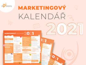 Infografika: Marketingový kalendář pro rok 2021