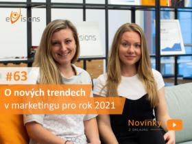 Novinky z onlajnu #63 – O nových trendech v marketingu pro rok 2021