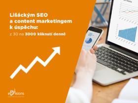 Lišáckým SEO a content marketingem k úspěchu: z nuly na tisíce kliknutí denně