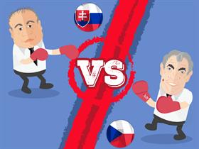 Prezidentský duel: Online PR prezidentů ČR a SR pod drobnohledem