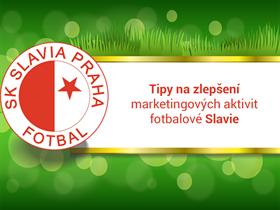 Tipy na zlepšení marketingových aktivit fotbalové Slavie