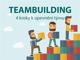4 kroky k upevnění týmu při teambuildingových aktivitách