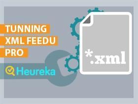 Jak vytunit XML feed pro Heureku?