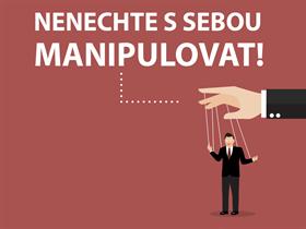 TIP na knížku: Nenechte s sebou manipulovat!