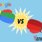 Google vs. Yandex – jak skončí souboj Titánů na ruském trhu?