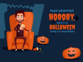Nejstrašidelnější horory, které si na Halloween raději ani nepouštějte!