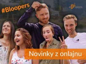 Novinky z onlajnu #Bloopers