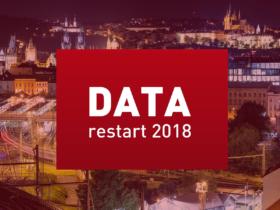 DATA restart 2018: Geolokace, atribuce, neuronové sítě a jak fixnout fuckupy