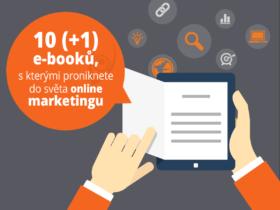 10 (+1) e-booků, s kterými proniknete do světa online marketingu