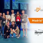 eVisions vlog – The Inbounder 2018 (Madrid)