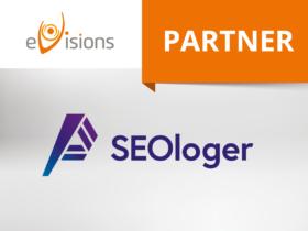 Agentura eVisions se stala oficiálním partnerem SEOlogera a vy tam nesmíte chybět!